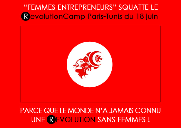 (R)evolutionCamp Tunis-Paris