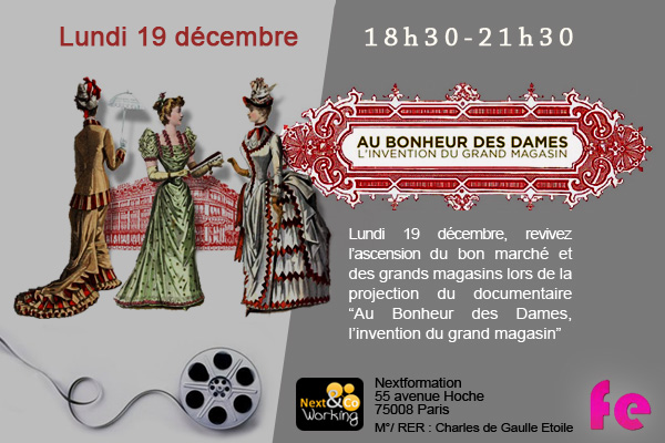 Au bonheur des dames, l'invention du grand magasin